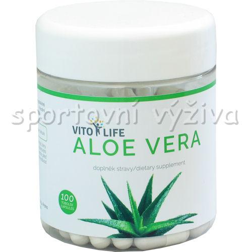 Aloe Vera 100 kapslí