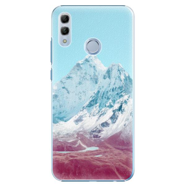 Plastové pouzdro iSaprio - Highest Mountains 01 - Huawei Honor 10 Lite