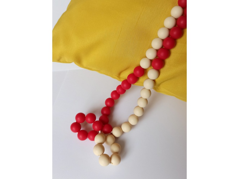 MIMIKOI - Kojící korále s uzlíky