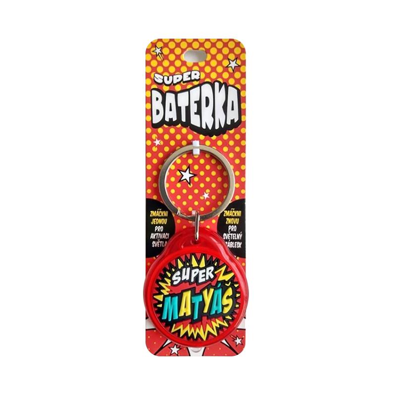 Super baterka - Matyáš