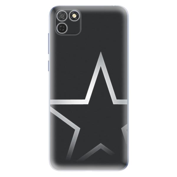 Odolné silikonové pouzdro iSaprio - Star - Honor 9S