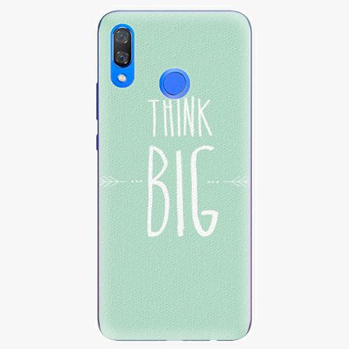 Plastový kryt iSaprio - Think Big - Huawei Y9 2019