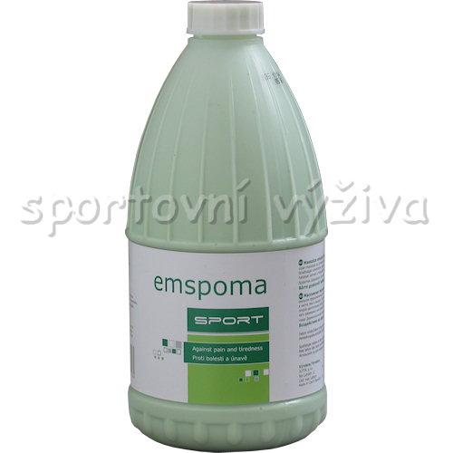 Emspoma Sport proti bolesti masážní emulze 1l