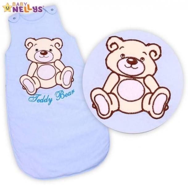 spaci-vak-teddy-bear-baby-nellys-sv-modry-vel-0