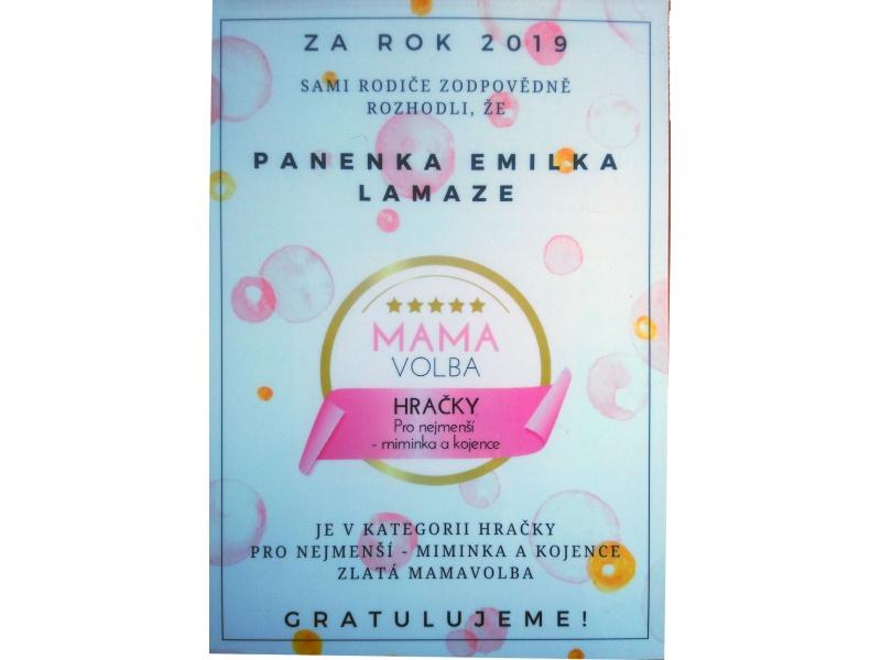 Lamaze - Panenka Emilka nová
