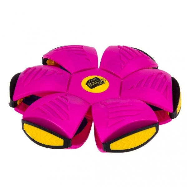 Flat Ball - placatý míč - Růžová