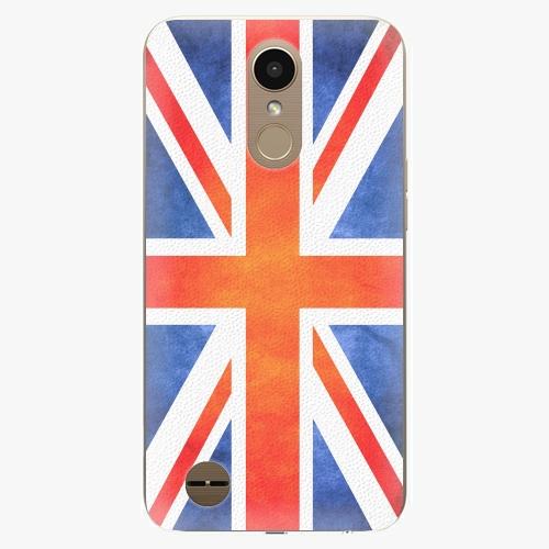Plastový kryt iSaprio - UK Flag - LG K10 2017