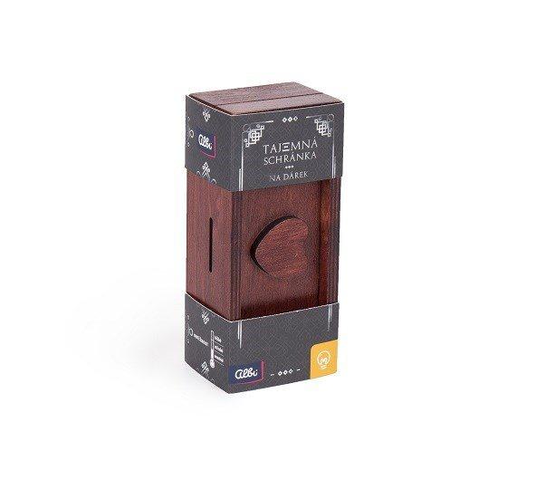 Tajemné schránky - Mozkovna - Tajemná mini schránka - 4