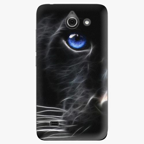 Plastový kryt iSaprio - Black Puma - Huawei Ascend Y550