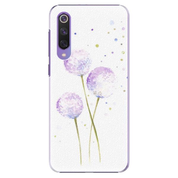 Plastové pouzdro iSaprio - Dandelion - Xiaomi Mi 9 SE