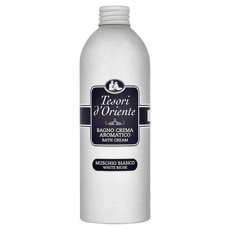 White musk koupelový krém 500 ml