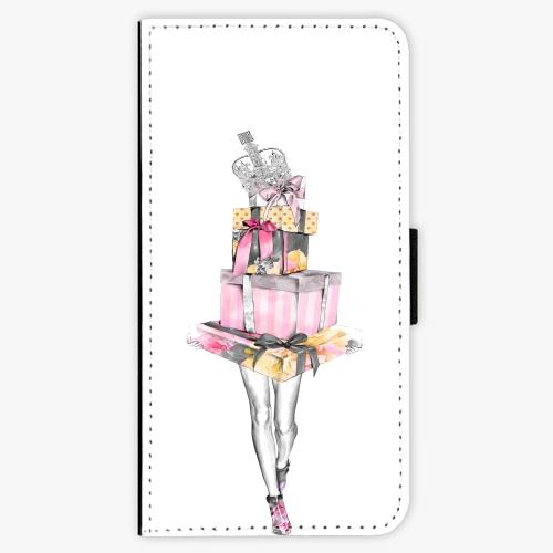 Flipové pouzdro iSaprio - Queen of Shopping - Samsung Galaxy S9 Plus