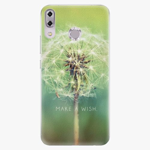 Plastový kryt iSaprio - Wish - Asus ZenFone 5Z ZS620KL