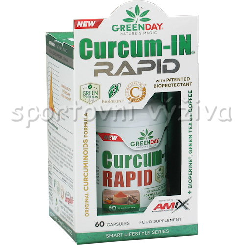 Curcum-IN Rapid 60 kapslí