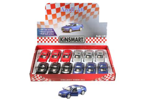 Kinsmart Audi A6 - 12/bal