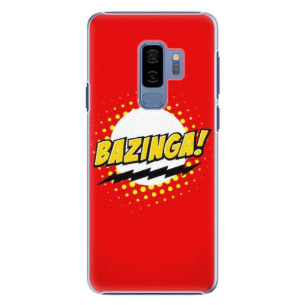Plastové pouzdro iSaprio - Bazinga 01 - Samsung Galaxy S9 Plus
