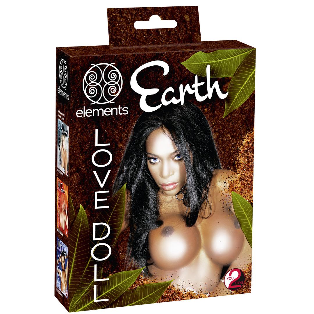 "Panna ""Země"" - LoveDoll Earth"