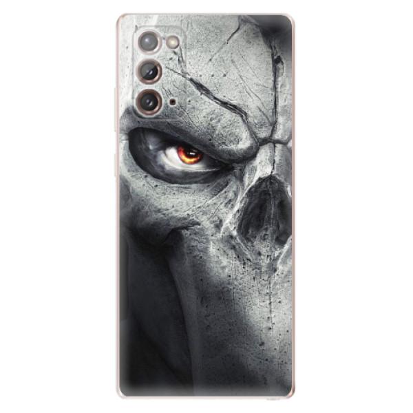 Odolné silikonové pouzdro iSaprio - Horror - Samsung Galaxy Note 20