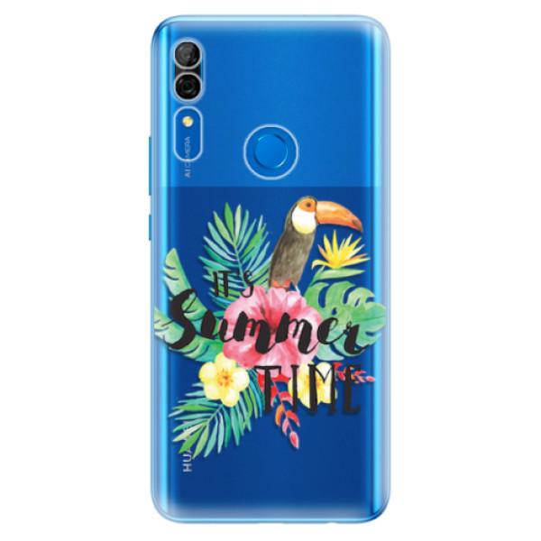 Odolné silikonové pouzdro iSaprio - Summer Time - Huawei P Smart Z