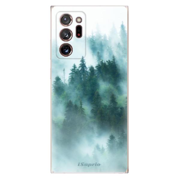 Odolné silikonové pouzdro iSaprio - Forrest 08 - Samsung Galaxy Note 20 Ultra