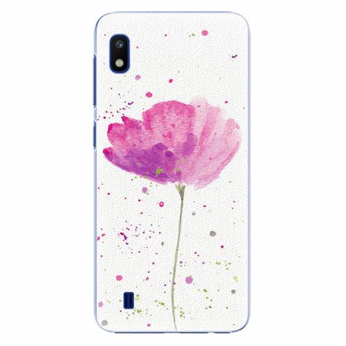 Plastový kryt iSaprio - Poppies - Samsung Galaxy A10