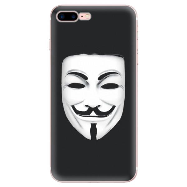 Odolné silikonové pouzdro iSaprio - Vendeta - iPhone 7 Plus