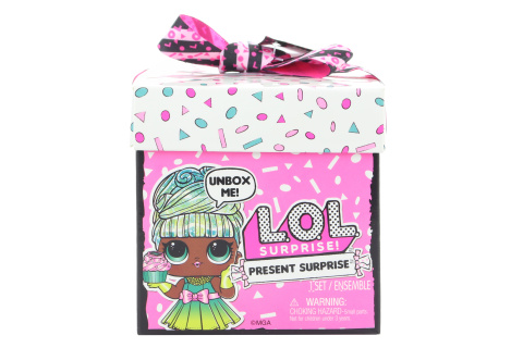 L.O.L. Surprise! Párty panenka Deluxe