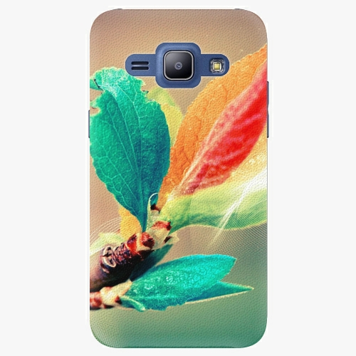 Plastový kryt iSaprio - Autumn 02 - Samsung Galaxy J1