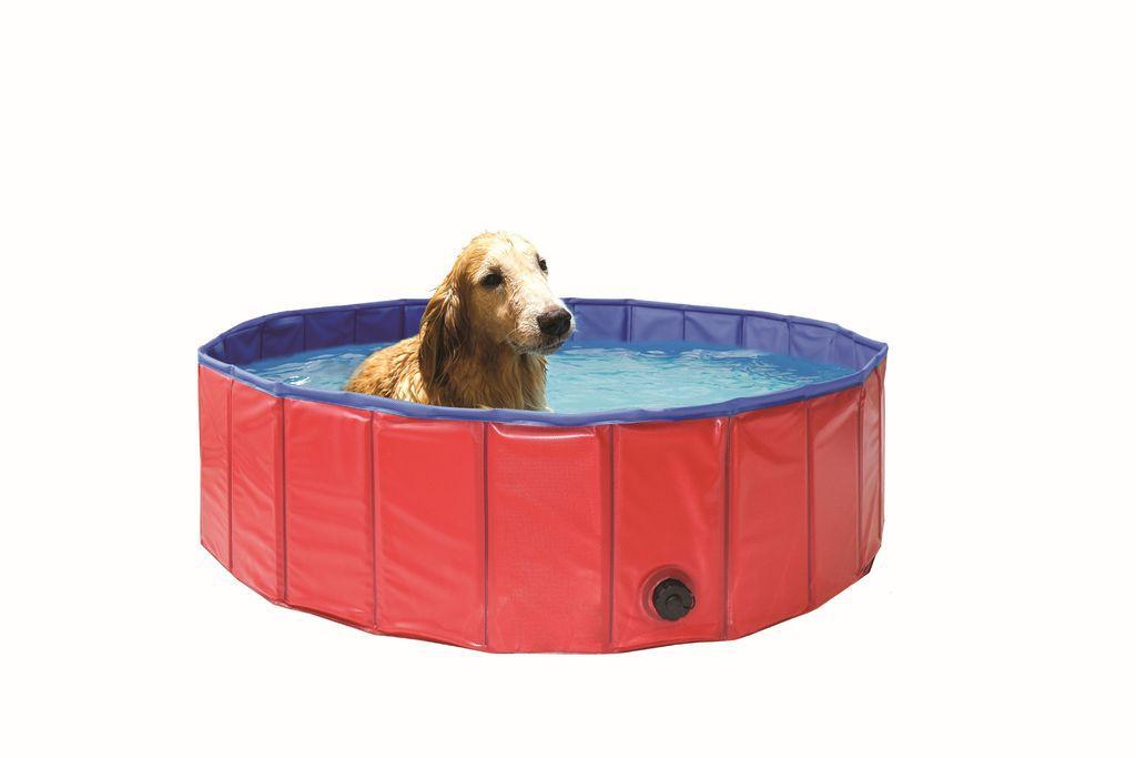 Bazén pro psy skládací - 120 cm