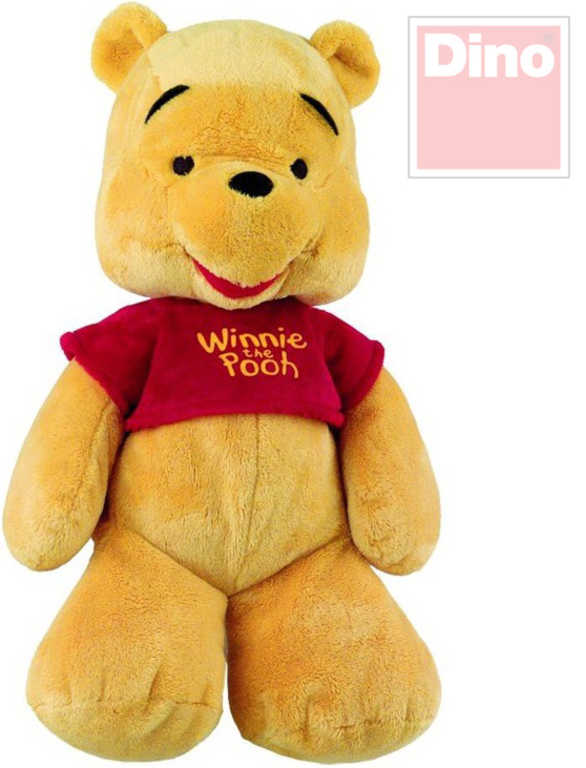 DINO PLYŠ Medvídek Pú Flopsies 35 cm (Winnie the Pooh)