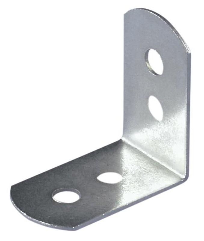 Rohová vzpěra vysoká, 2x 2 otvory