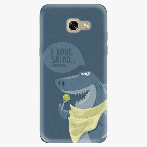 Plastový kryt iSaprio - Love Salad - Samsung Galaxy A5 2017
