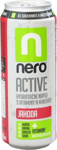 Nero Active nápoj s vitaminy a minerály