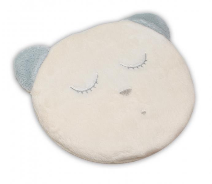 Šumící mazlíček Medvídek Sleep - smetanový