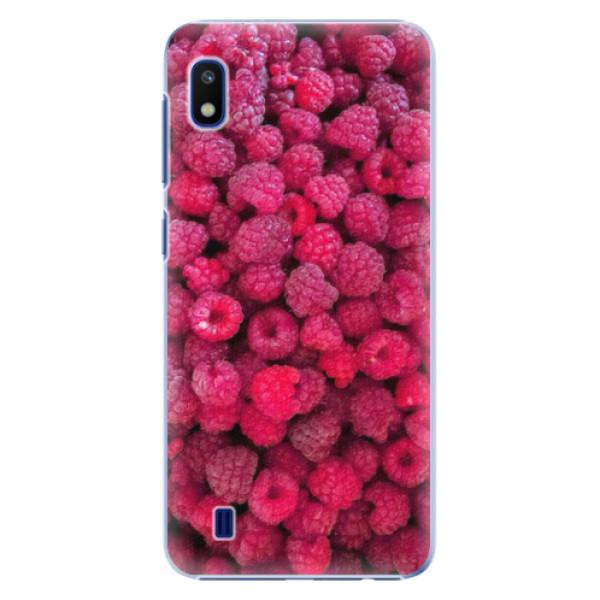 Plastové pouzdro iSaprio - Raspberry - Samsung Galaxy A10