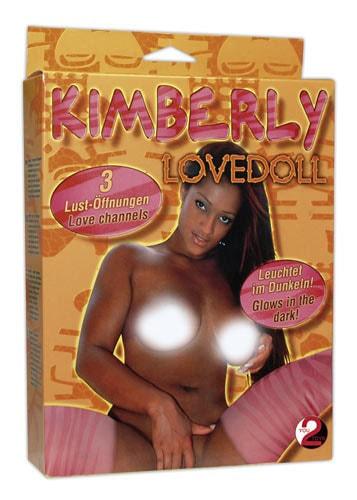 Nafukovací panna Kimberly