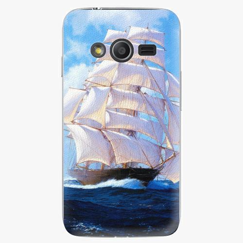 Plastový kryt iSaprio - Sailing Boat - Samsung Galaxy Trend 2 Lite