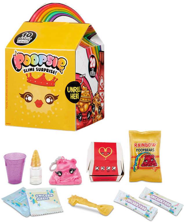 Poopsie Slime Surprise kreativní balíček pro výrobu slizu 10 překvapení