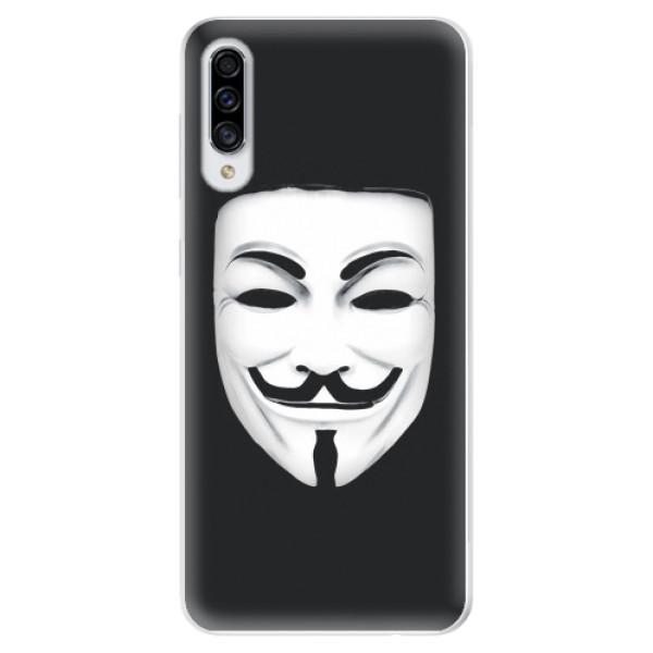 Odolné silikonové pouzdro iSaprio - Vendeta - Samsung Galaxy A30s
