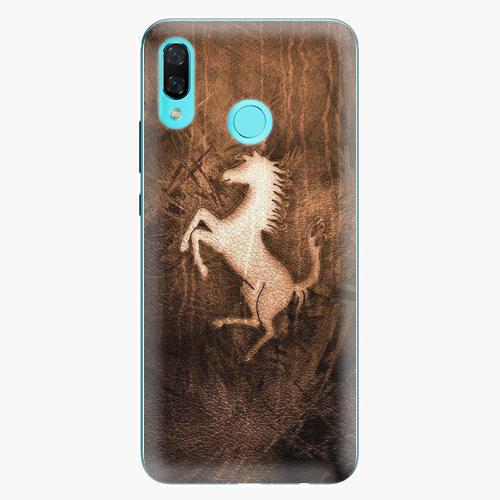 Plastový kryt iSaprio - Vintage Horse - Huawei Nova 3