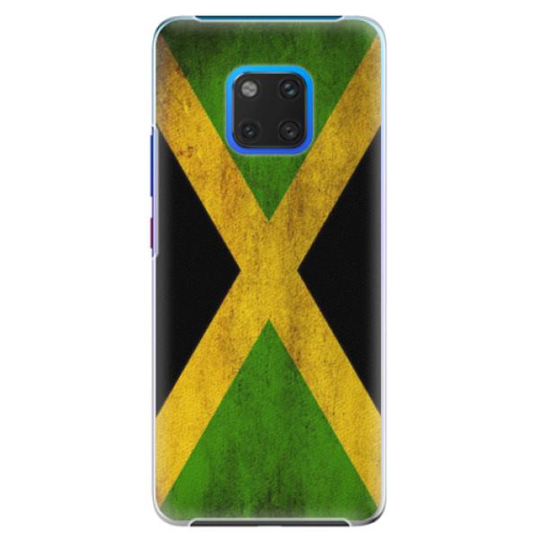 Plastové pouzdro iSaprio - Flag of Jamaica - Huawei Mate 20 Pro