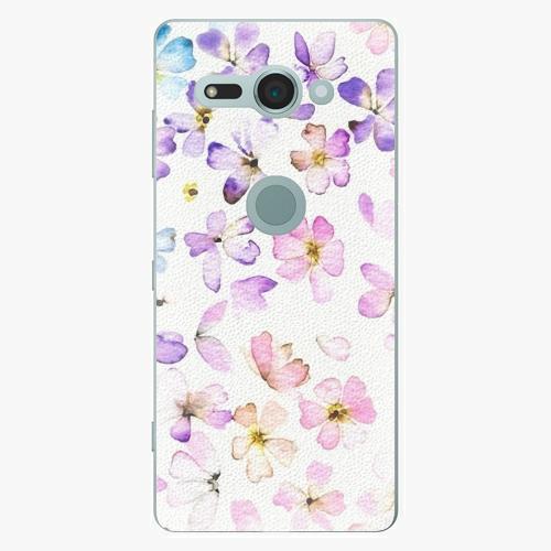 Plastový kryt iSaprio - Wildflowers - Sony Xperia XZ2 Compact
