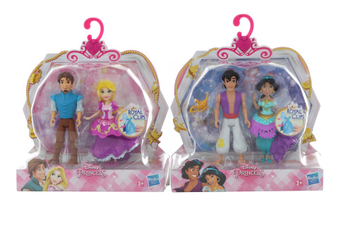 Disney Princess Mini princezna a princ AST