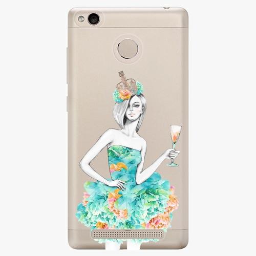 Plastový kryt iSaprio - Queen of Parties - Xiaomi Redmi 3S