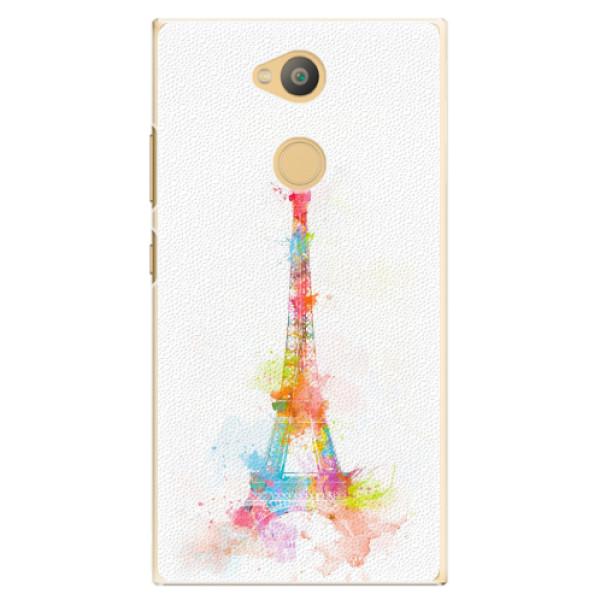 Plastové pouzdro iSaprio - Eiffel Tower - Sony Xperia L2