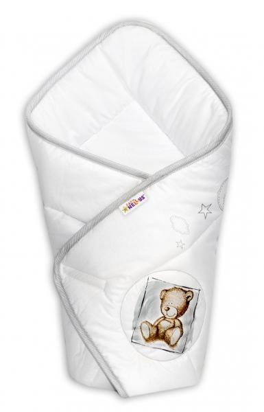 novorozenecka-zavinovacka-75x75cm-bavlnena-sweet-dreams-by-teddy-bila-sedy-lem