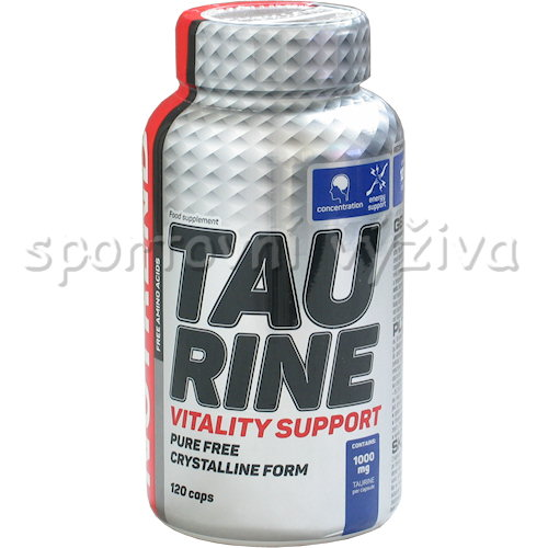 Taurine 120 kapslí