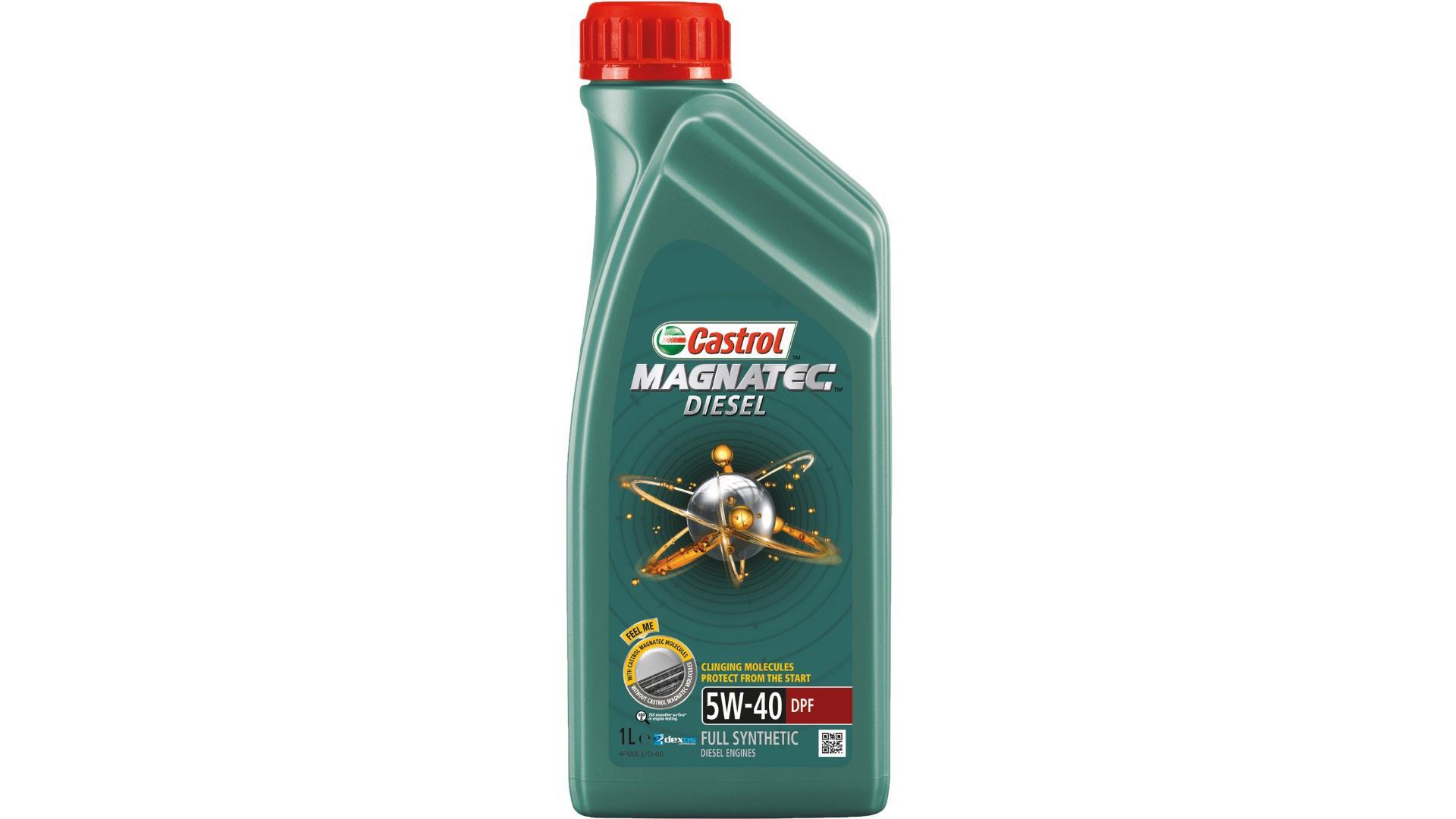 Castrol Magnatec Diesel 5W40 B4/DPF 1L
