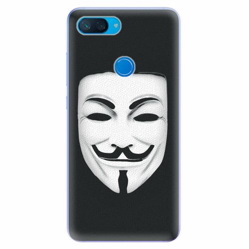 Silikonové pouzdro iSaprio - Vendeta - Xiaomi Mi 8 Lite