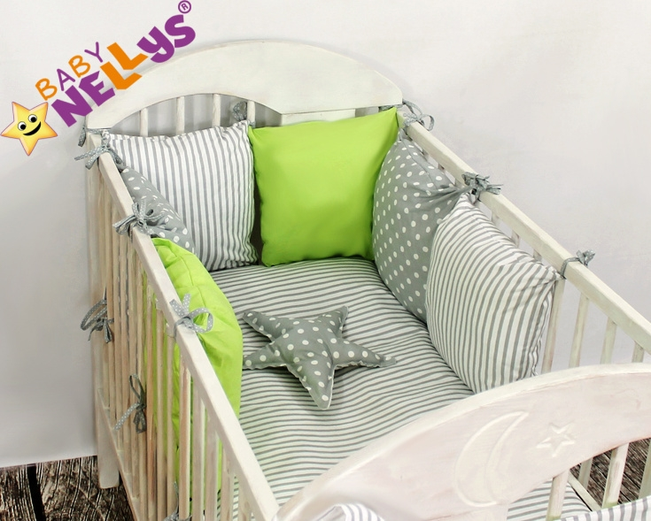 Baby Nellys Mantinel Be Love Lux 135x100cm,35x100
